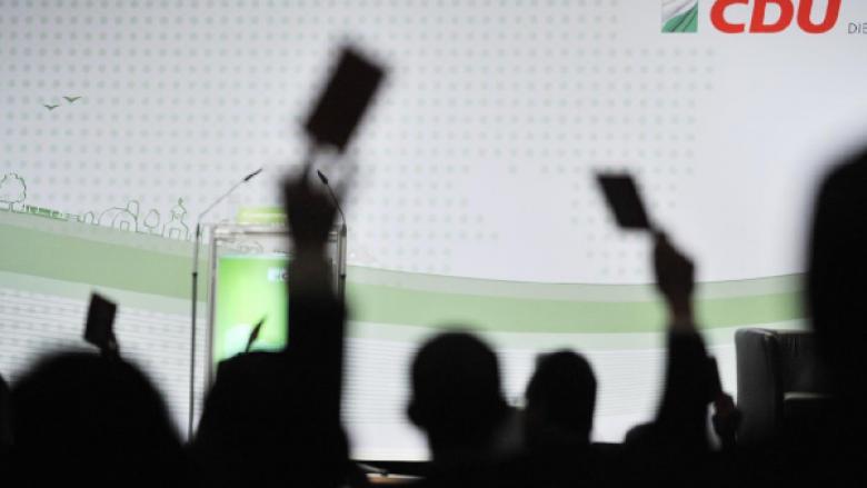 MIT Sachsen stellt Antrag auf dem CDU-Bundesparteitag - Unterstützen Sie uns!