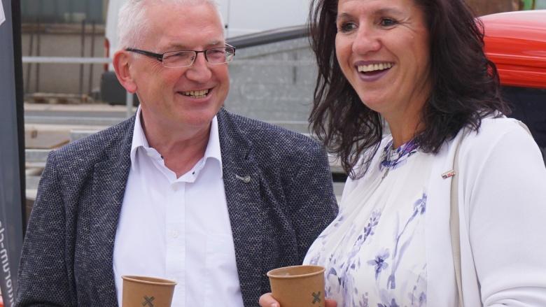 Manfred Böhme & Silvia Füßl