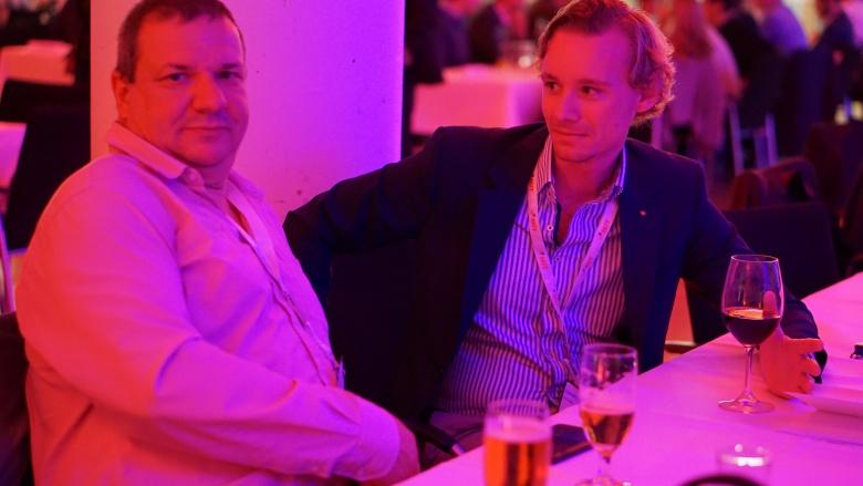 Roland Ermer & Daniel Knieschourek