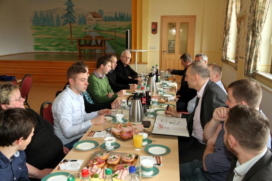 Feierlichkeiten 60 Jahre MIT des Kreisverbandes Meißen