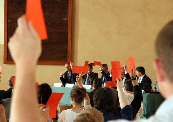 Impressionen von der Landesvollmitgliederversammlung der MIT Sachsen