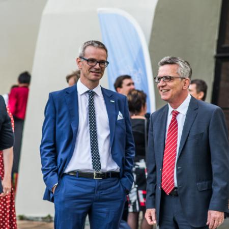 14. Jahresempfang der MIT Sachsen in Zwickau