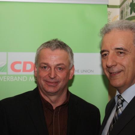 Dialog in Meißen: Treffen von Mittelstand und Politik