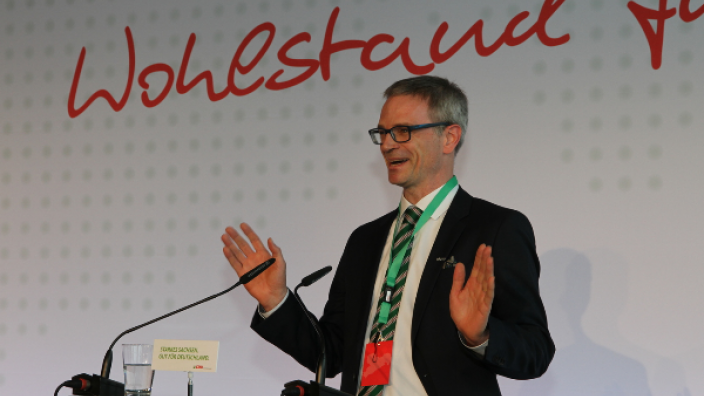 Landesvorsitzender der MIT Sachsen Dr. Markus Reichel