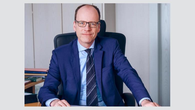 Staatsminister Dr. Matthias Haß